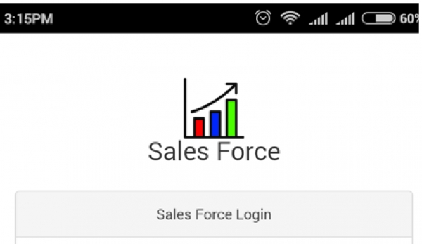 Sales Force Indonesia Mobile App